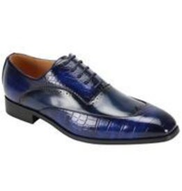 Antonio Cerrelli Antonio Cerrelli 6839 Dress Shoe - Navy