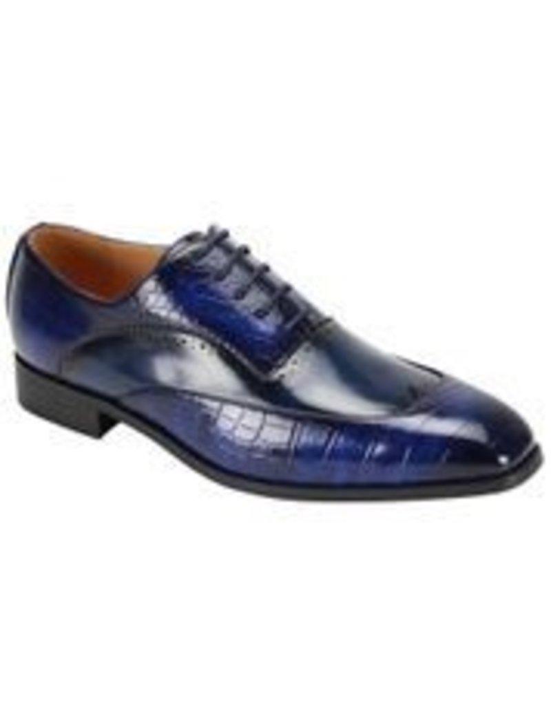 Antonio Cerrelli Antonio Cerrelli 6839 Dress Shoe - Navy