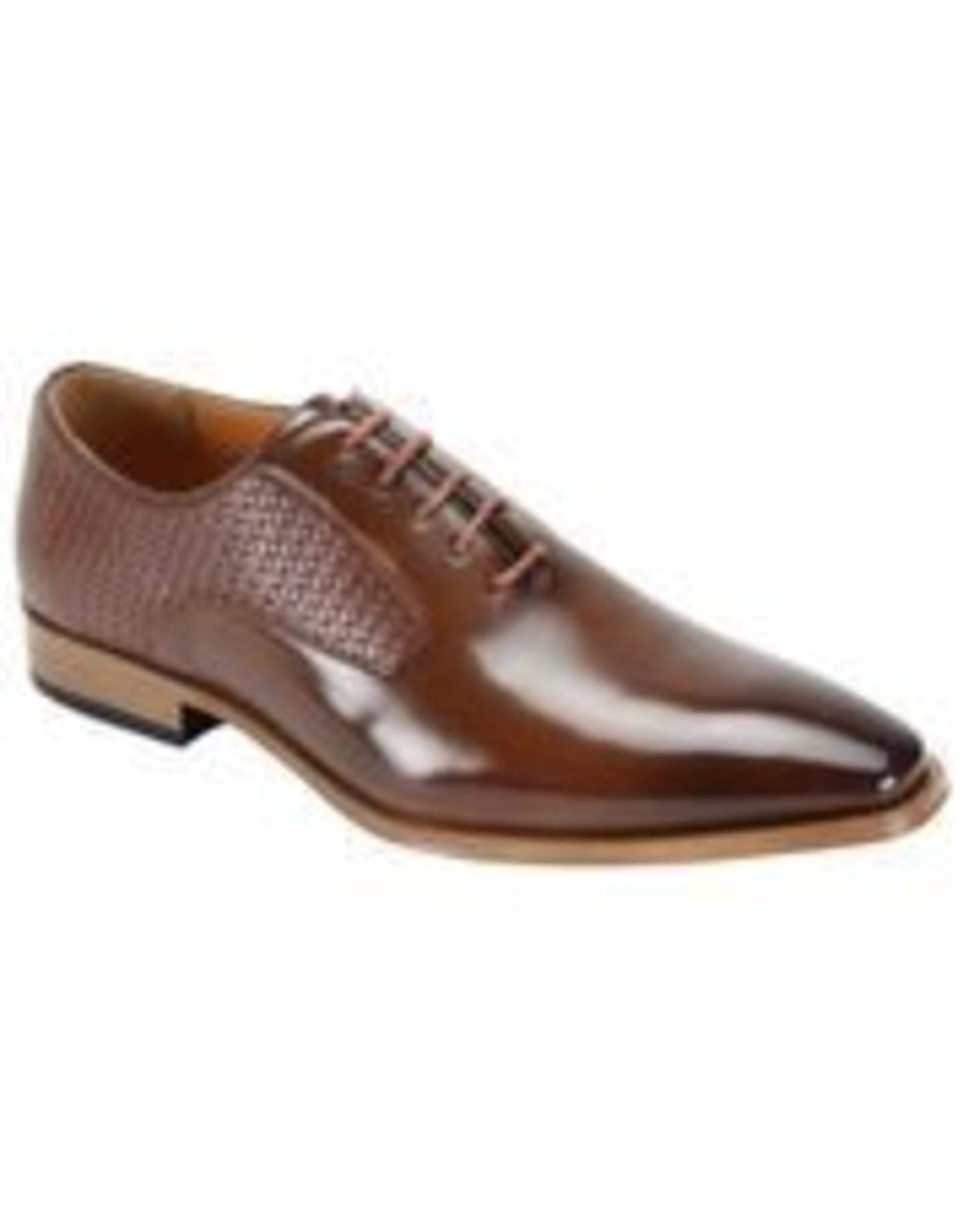 Steven Land Steven Land Dress Shoe - SL0089 Cognac