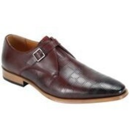 Steven Land Steven Land Dress Shoe - SL0088 Burgundy