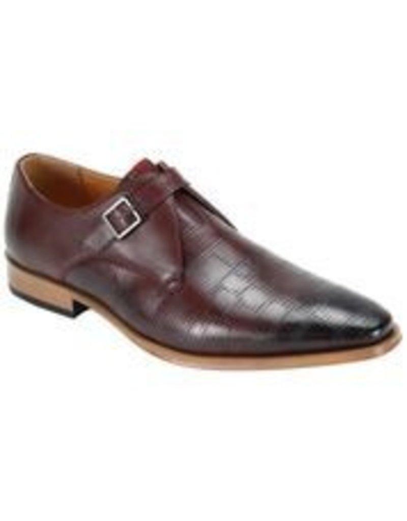 Steven Land Steven Land Dress Shoe - SL0088 Burgundy