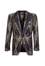 Empire Empire Blazer - ME325H01 Black/Gold