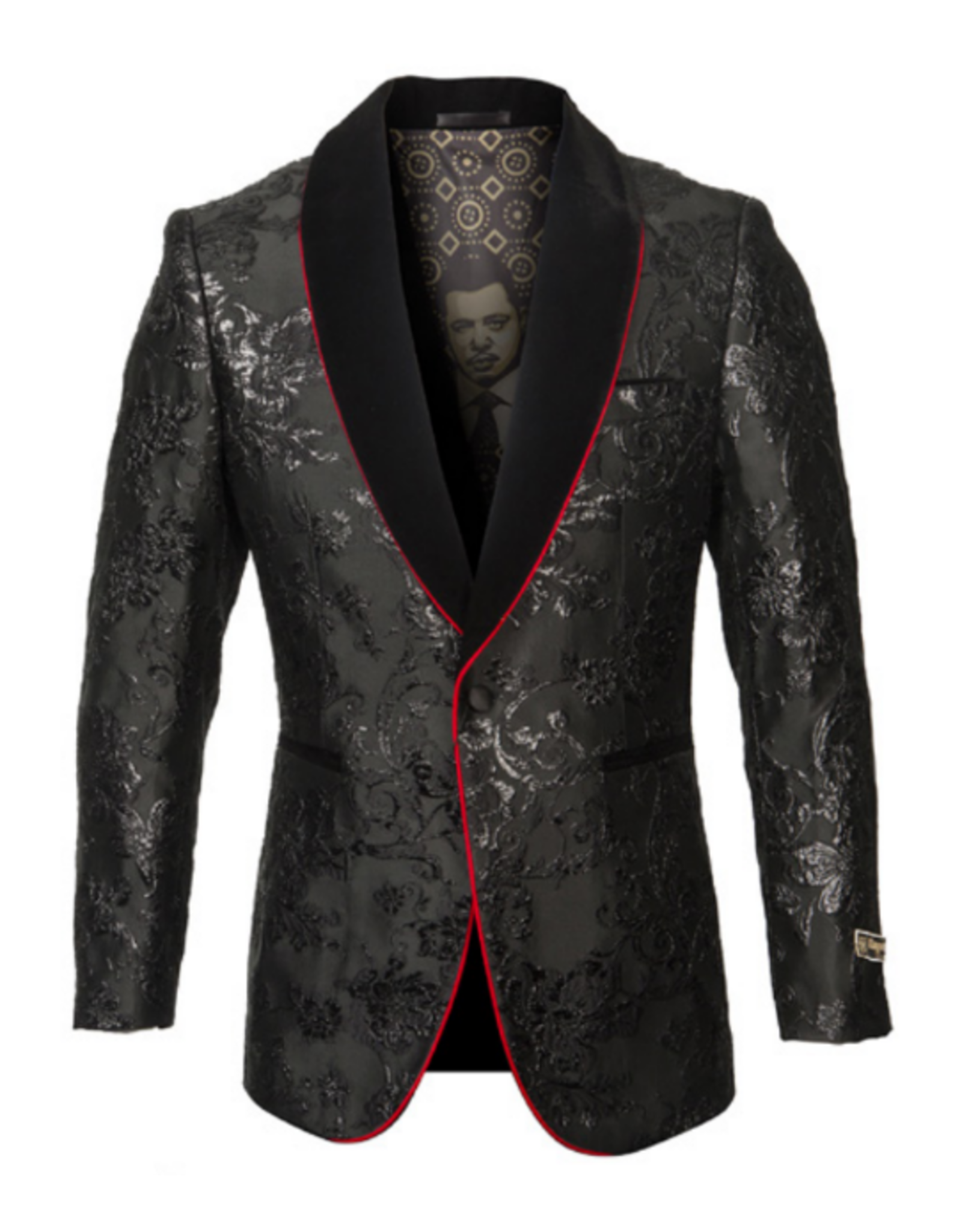 Empire Empire Blazer - ME276H01 Black/Red