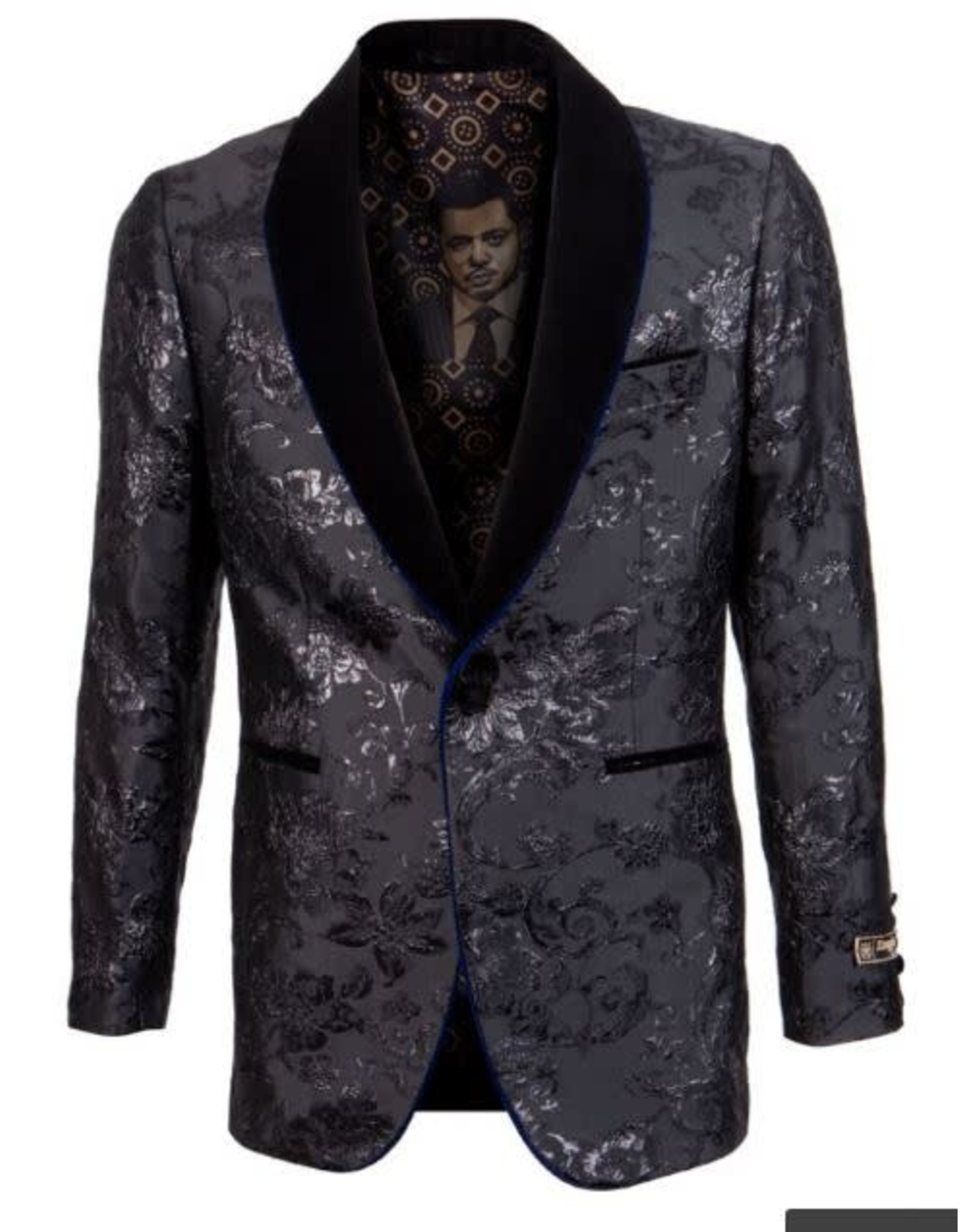 Empire Empire Blazer - ME276H02 Black/Royal