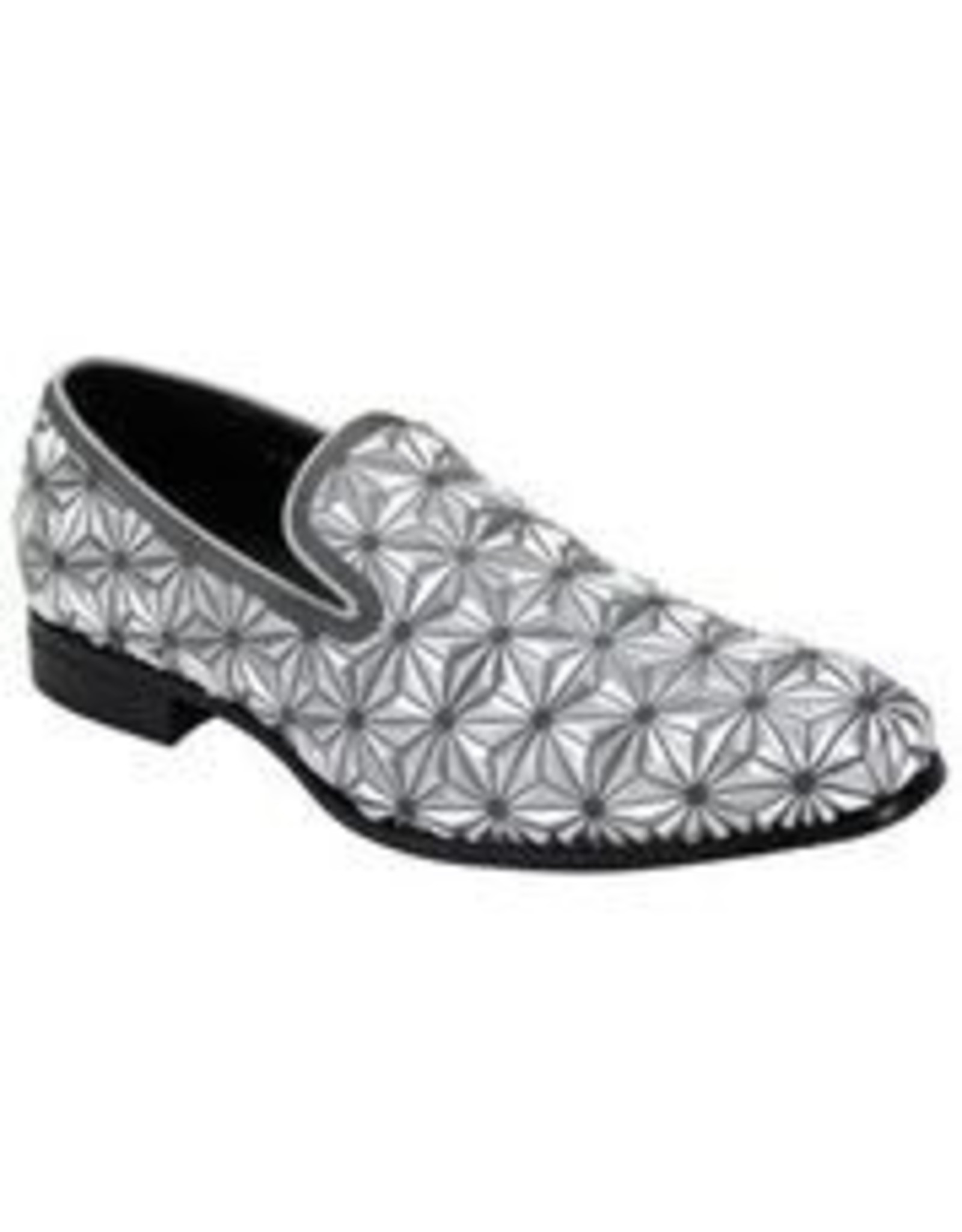 After Midnight After Midnight Jameson Formal Shoe - Silver