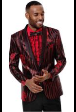 EJ Samuel EJ Samuel Blazer - J71 Black/Red