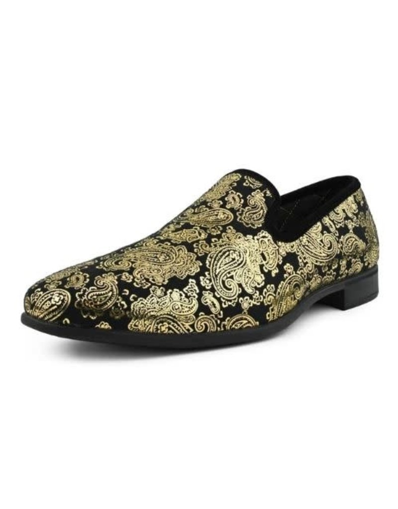 Amali Amali Keen Formal Shoe - Gold/Black