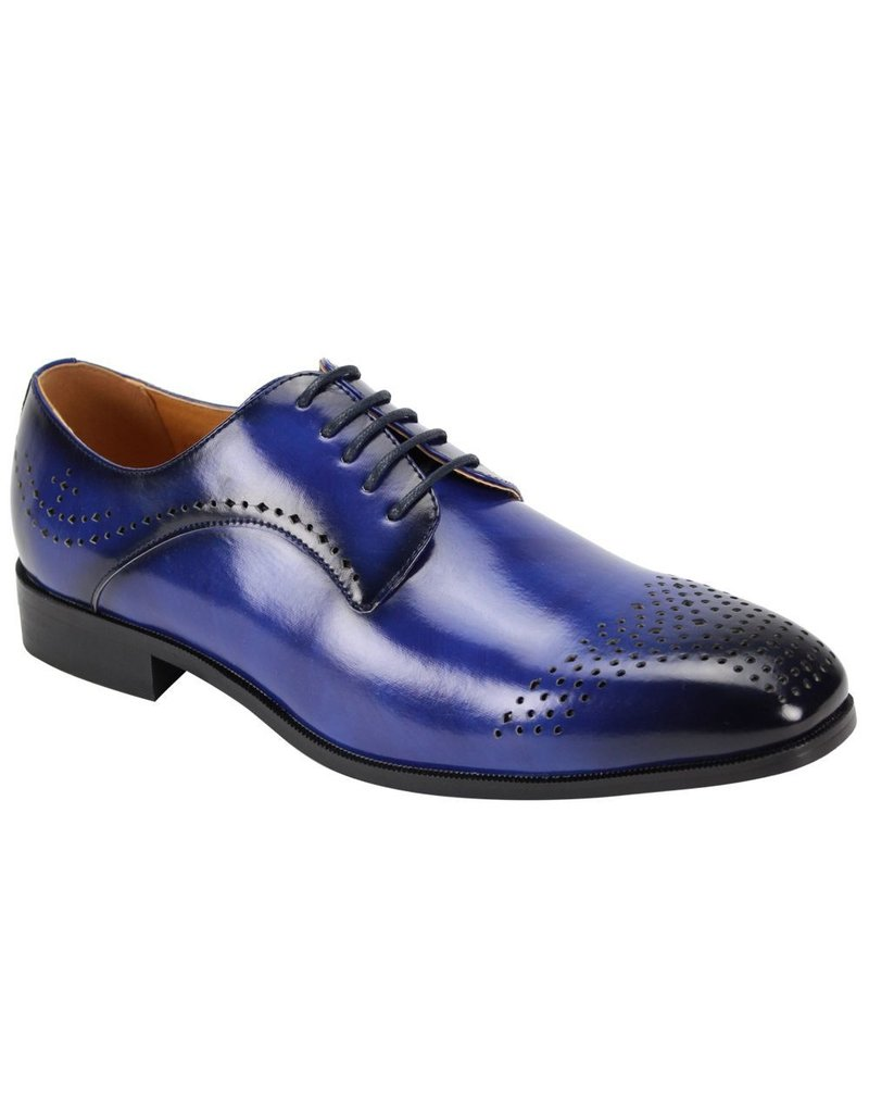 Antonio Cerrelli Antonio Cerrelli 6873 Dress Shoe - Royal Blue