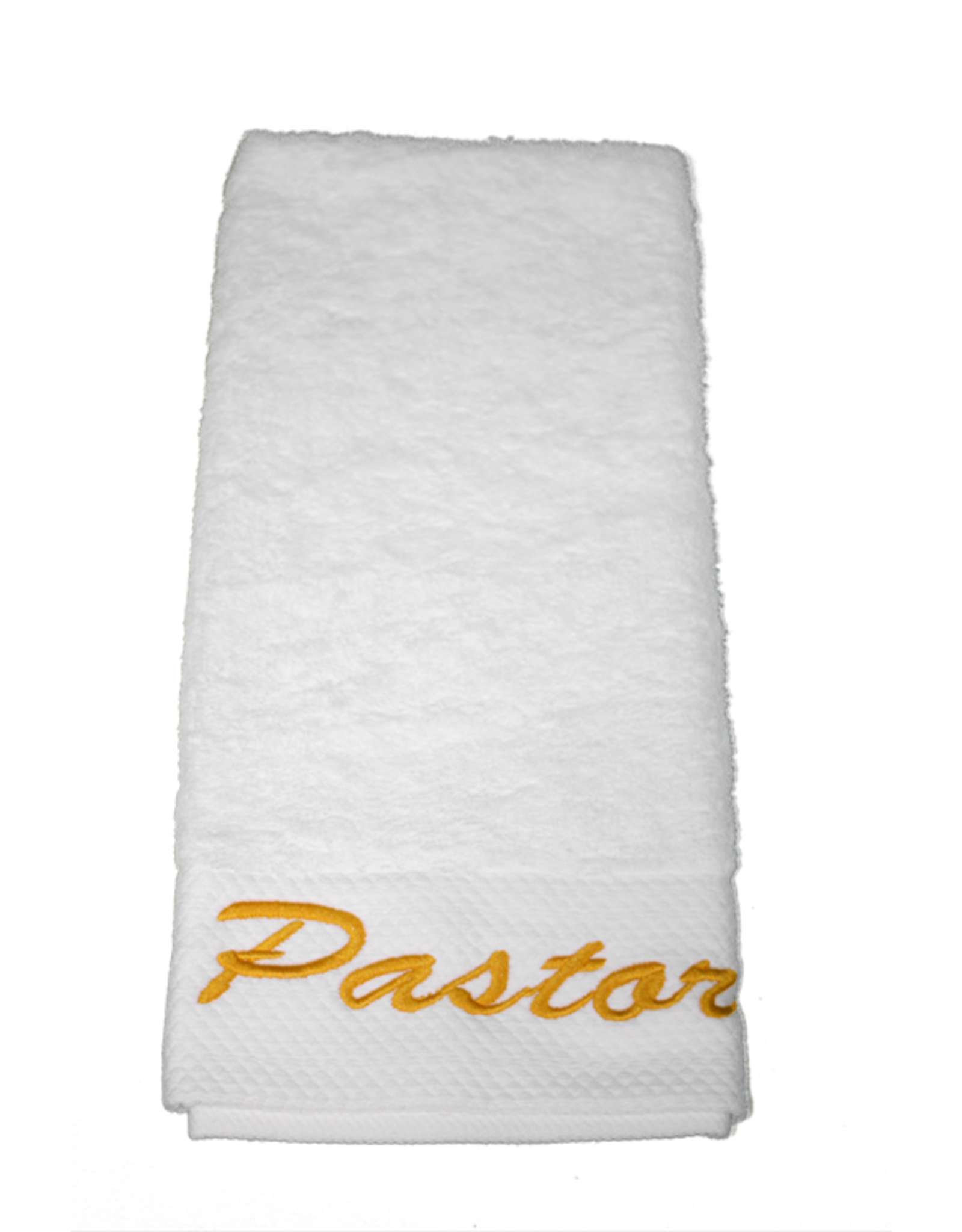 Menz Fashion Pastor Clergy Towel