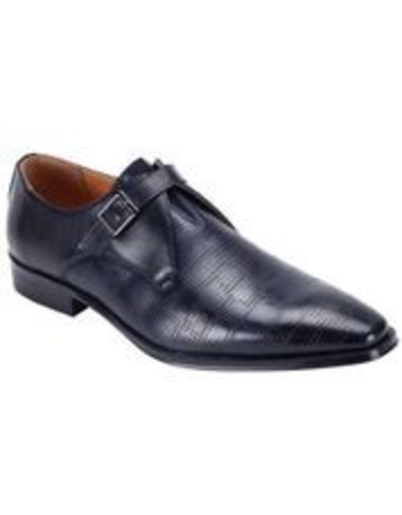 Steven Land Steven Land Dress Shoe - SL0088 Navy Blue