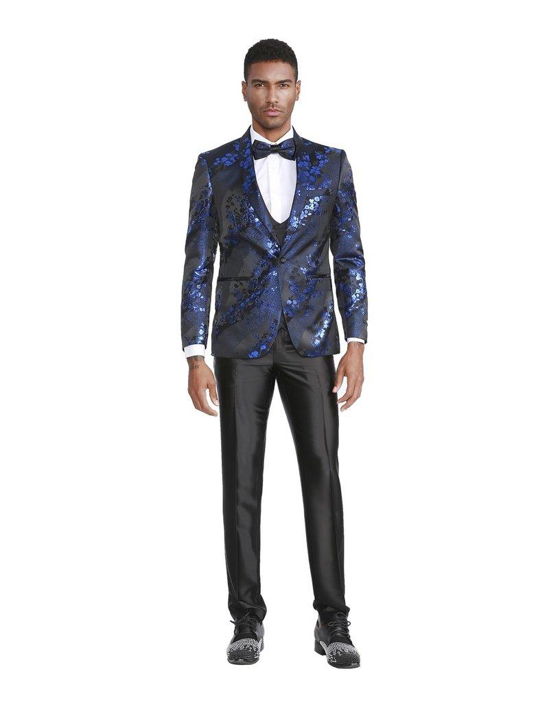 Tazio Tazio Slim Fit Suit - M299SK/1 Royal