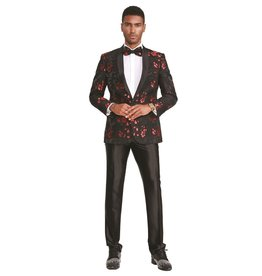 Tazio Tazio Blazer - MJ341S/01 Red