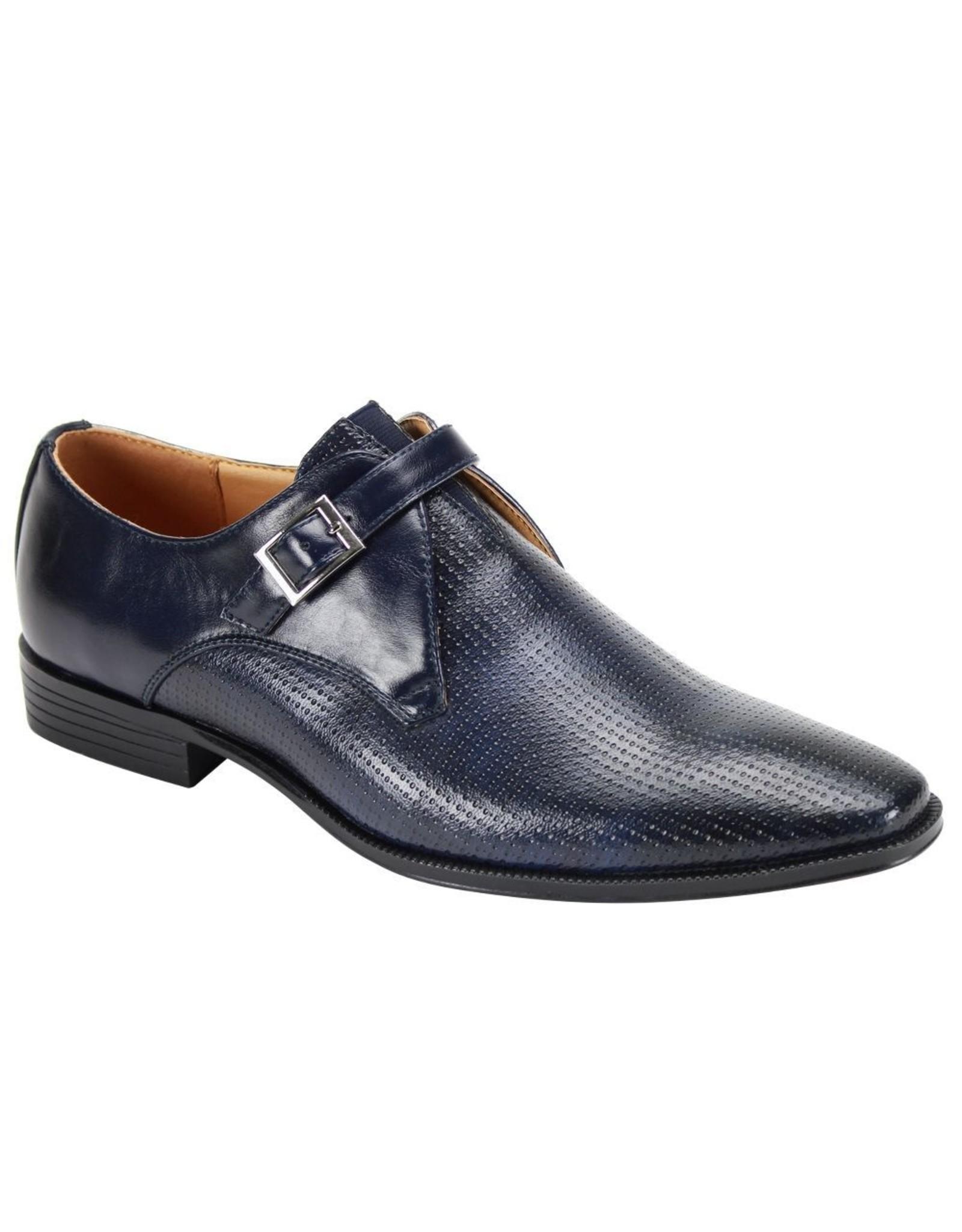 Steven Land Steven Land Dress Shoe - SL0092 Navy