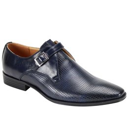 Steven Land Steven Land Dress Shoe - SL0092 Navy