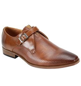 Steven Land Steven Land Dress Shoe - SL0092 Cognac