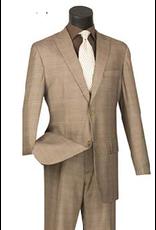 Vinci Vinci Suit 2RW-1 Tan
