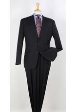 Apollo King Apollo Shadowstripe Suit - W11 Navy