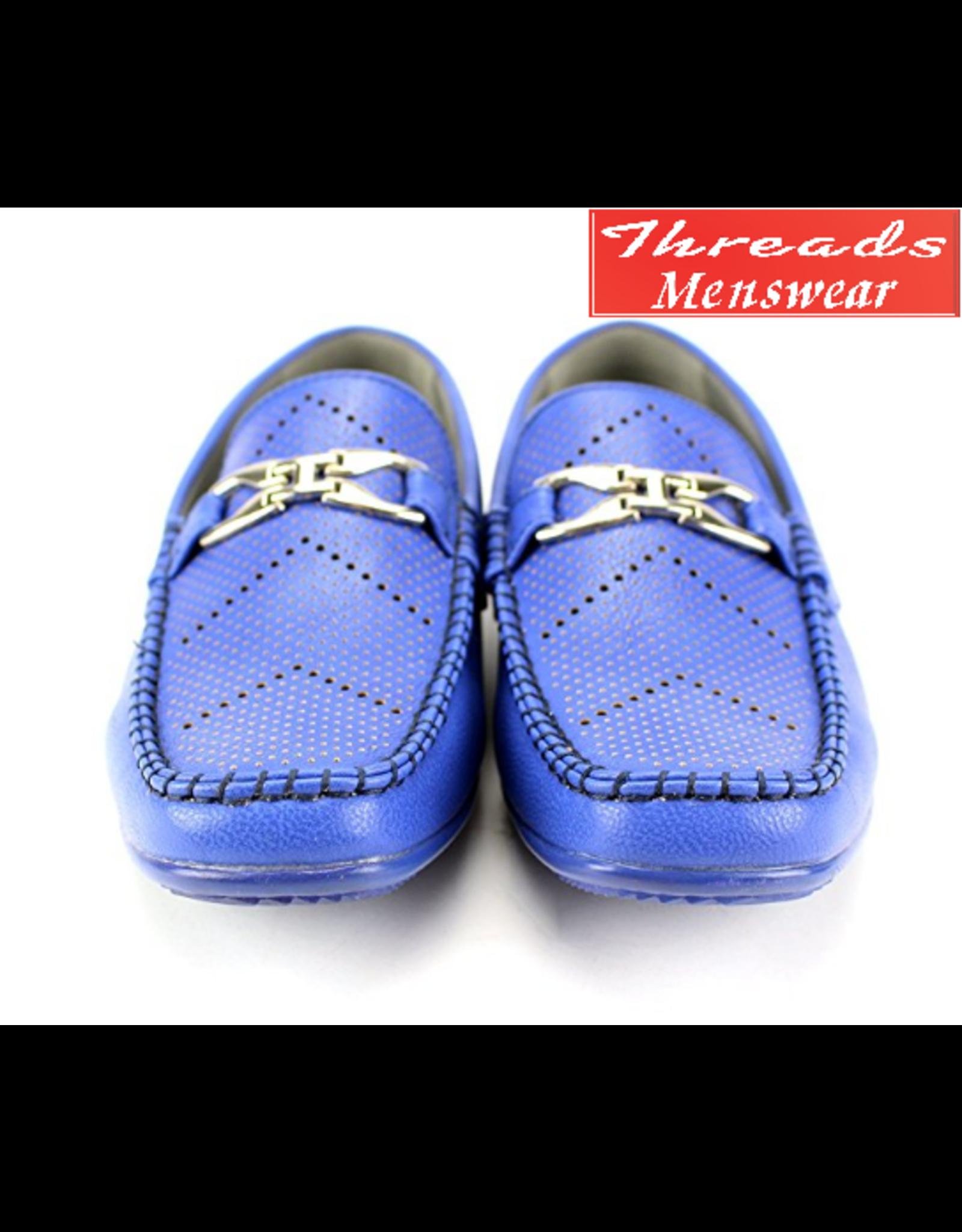 AC Casual AC Casuals 6747 Shoe - Royal Blue