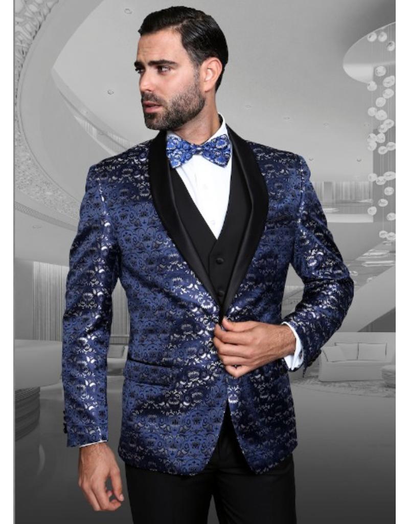 Statement Statement Suit, Vest, and Bow Tie - Palazio (4 colors)