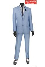 Vinci Vinci Slim Suit S2RK-8 Blue