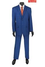 Vinci Vinci Suit 2RW-5 Blue