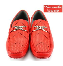 AC Casual AC Casuals 6747 Shoe - Red