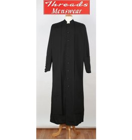Royal Diamond Royal Diamond Robe & Stole - Black/Black