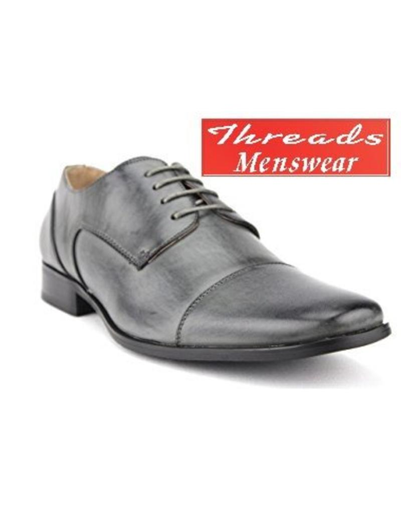Majestic Majestic Dress Shoe 37686 Gray