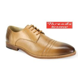 Antonio Cerrelli Antonio Cerrelli 6737 Dress Shoe - Latte