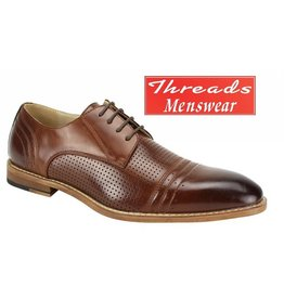 Antonio Cerrelli Antonio Cerrelli 6737 Dress Shoe - Cognac