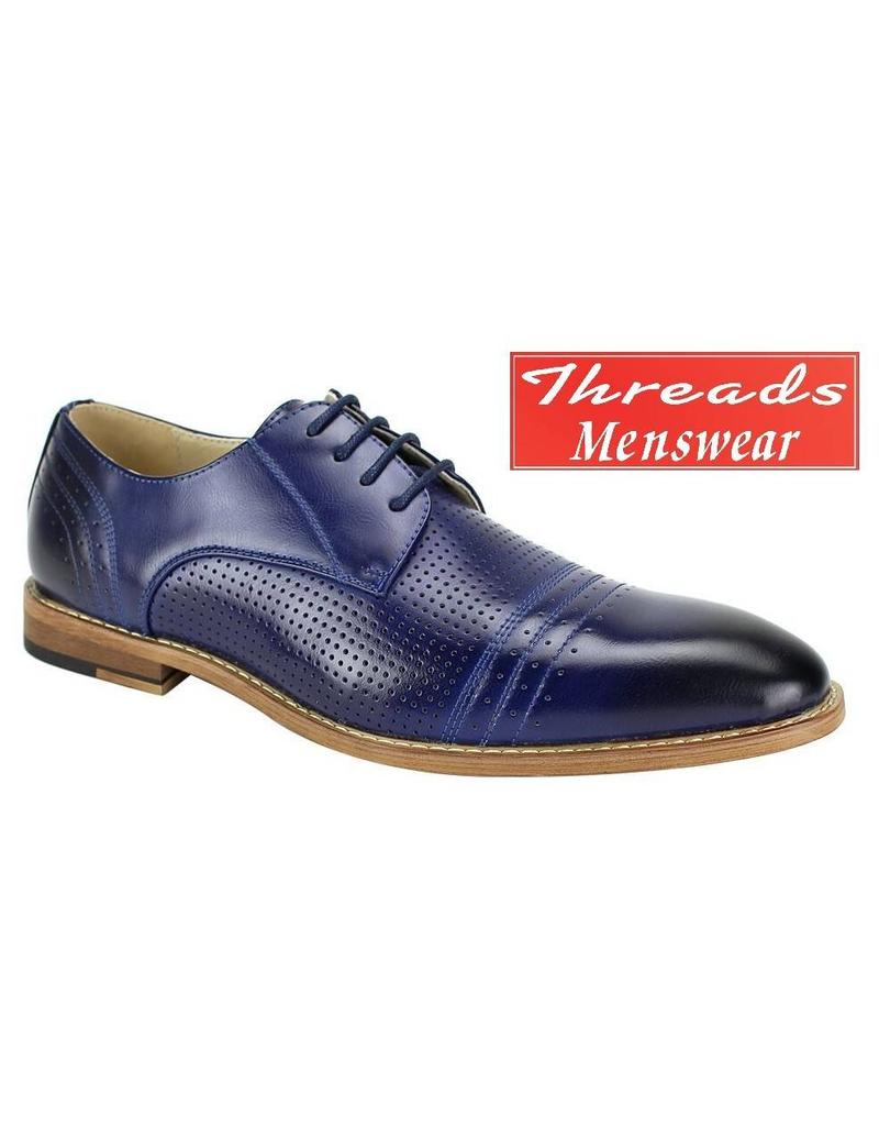 Antonio Cerrelli Antonio Cerrelli Dress Shoe 6737 Blue