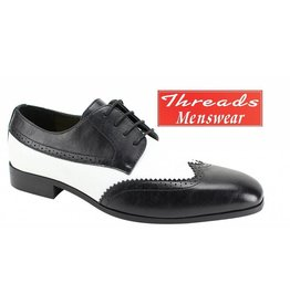 Antonio Cerrelli Antonio Cerrelli 6764 Dress Shoe - Black/White