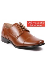 Majestic Majestic Dress Shoe 37686 Cognac