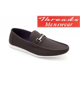 Montique Montique Casual Shoe S-45 Brown