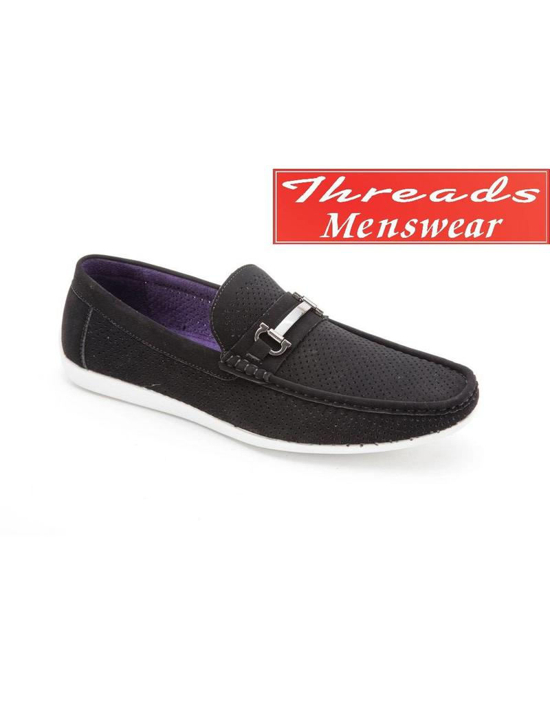 Montique Montique Casual Shoe S-45 Black