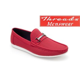 Montique Montique Casual Shoe S-45 Red