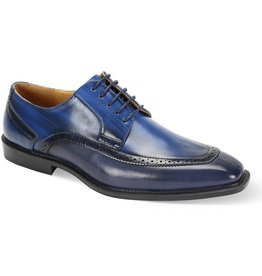 Antonio Cerrelli Antonio Cerrelli 6774 Dress Shoe - Navy Blue