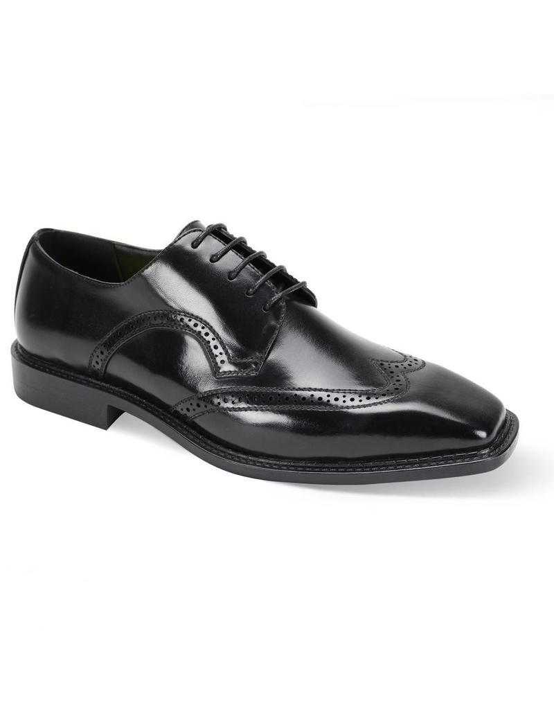 Antonio Cerrelli Antonio Cerrelli 6776 Wide Dress Shoe - Black