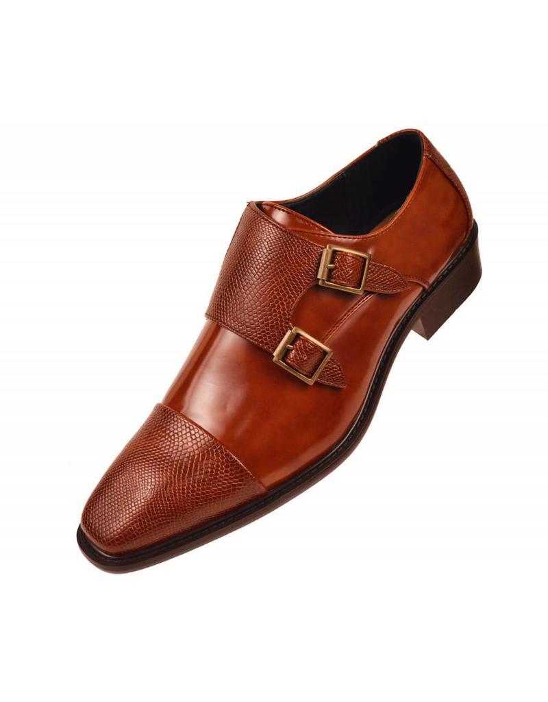 Bolano Bolano Bancroft Dress Shoe - Cognac