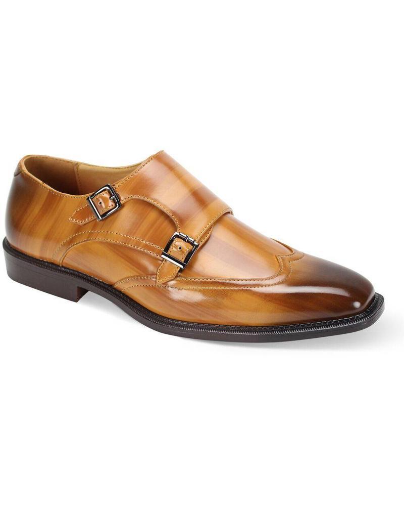 Antonio Cerrelli Antonio Cerrelli 6775 Dress Shoe - Tan