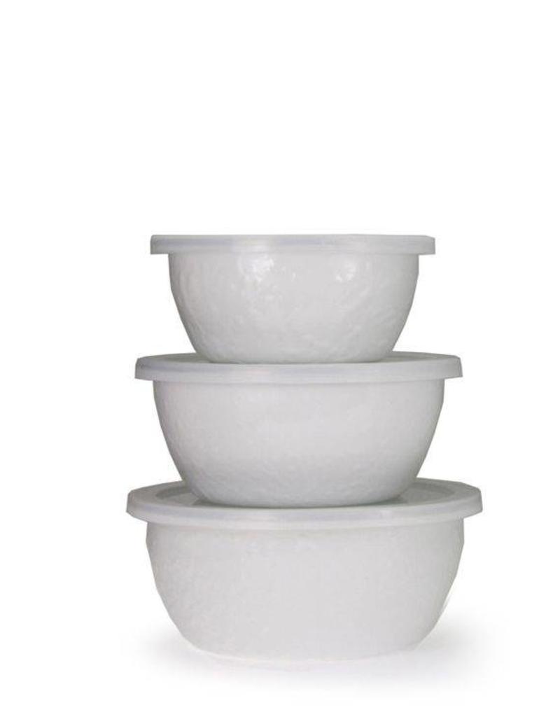 Nesting Bowls (White)
