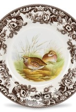 "Spode  Woodland Dinner 10.5"" (Quail)"
