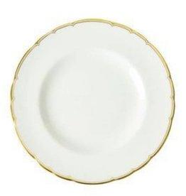Royal Crown Derby Chelsea Duet Gilded Dinner Plate