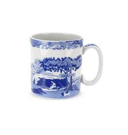 Spode Blue Italian Mug 9oz