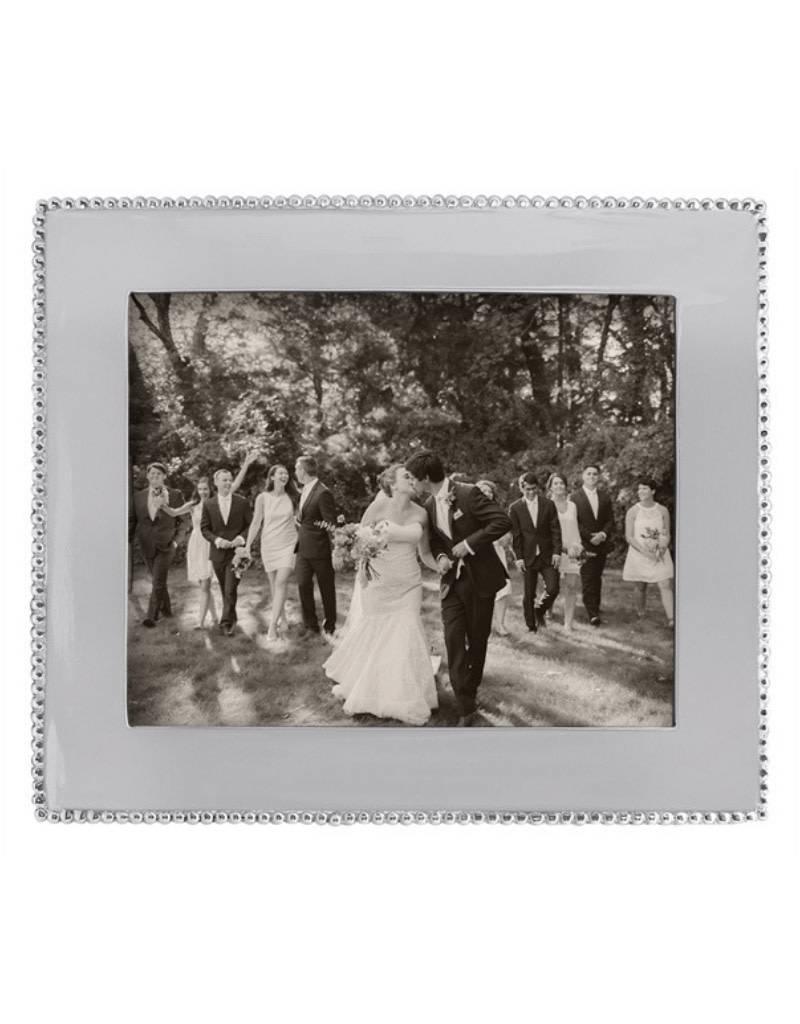 Beaded 8x10 Engraveable Frame