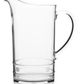 Juliska Pitcher Isabella Acrylic Clear 11""