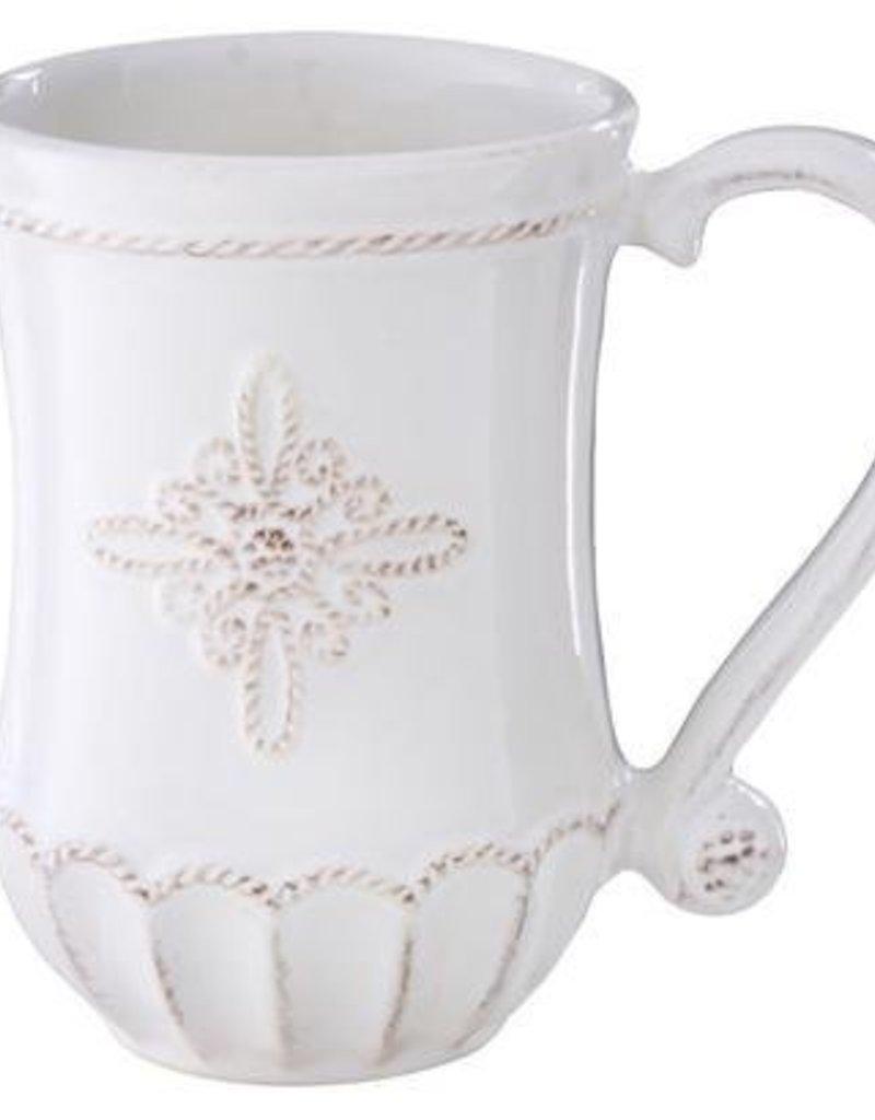 Juliska - JMX06X/10 Jardins du Monde White Mug