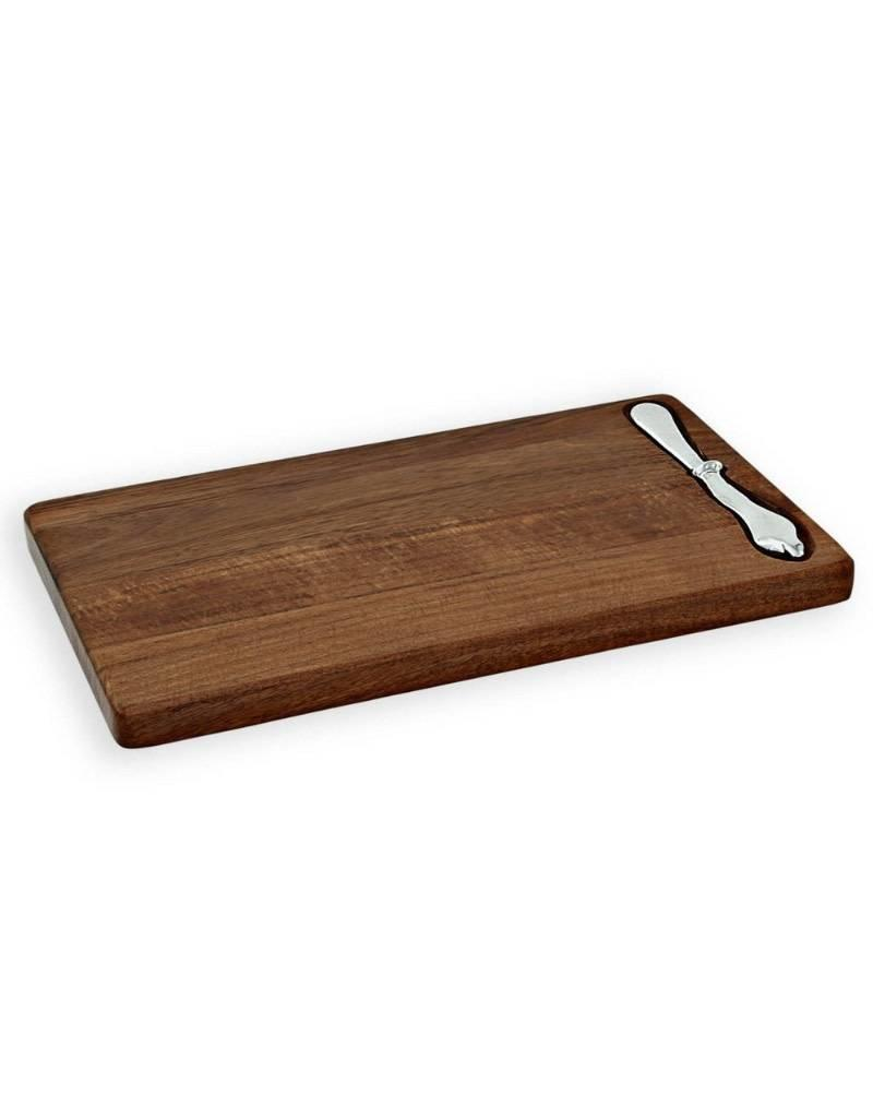 Beatriz Ball Cutting Board with Brasilia Spreader