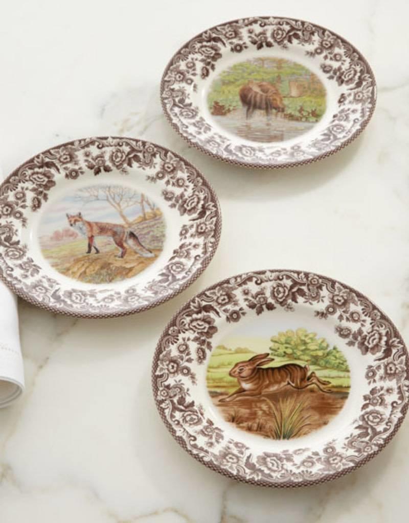Spode Woodland Salad Plate