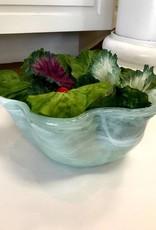 Seaglass Blossom Bowl
